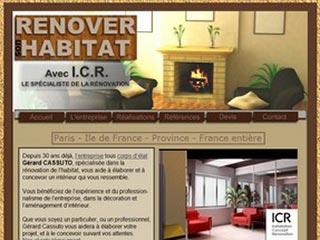 ICR, le spécialiste de la rénovation