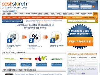 Cashstore, vos achats sur le web en moins cher