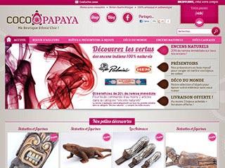 Coco-Papaya, des idées cadeaux du bout du monde !