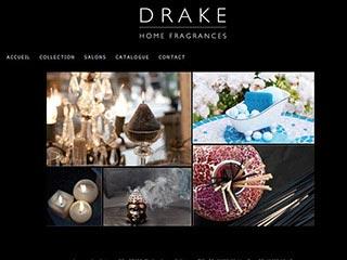 Drake, bougies aromatisées et parfums d'ambiance pour la maison