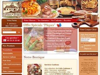 Traditions du Périgord, vente de produits du terroir