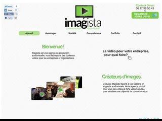 Imagista Audiovisuel, prestataire vidéo d'entreprise