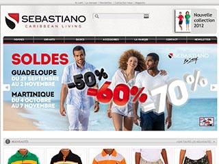 SEBASTIANO - fabricant et designer de Jeans