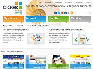 Création de site internet professionnel