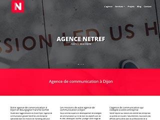 Agence de communication à Dijon : Netref