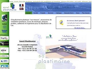 Sanel Plastimarne, chaudronnerie plastique dans la Marne