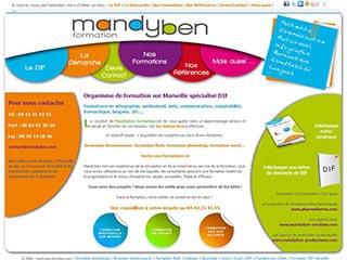 Mandyben Formation, formation continue en DIF à Marseille