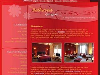 Hôtel de Glasgow, Le Belhaven