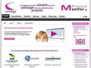 Virage Group Project Monitor: pilotage de projet, gestion de projet