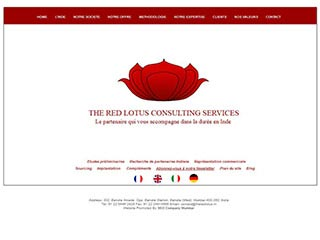 The Red Lotus Consulting Services, cabinet de conseil Europe