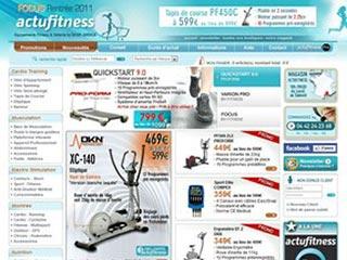 ActuFitness : Matériel de Fitness et de Musculation