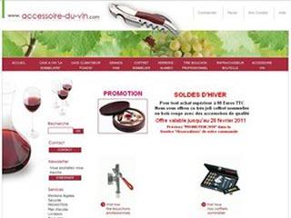 Accessoire du Vin, coffrets sommeliers pour tous