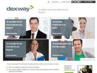 Cours de langues étrangères en ligne Dexway