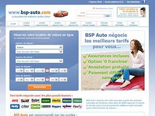 BSP-Auto : Location voiture en Corse à Porto Vecchio