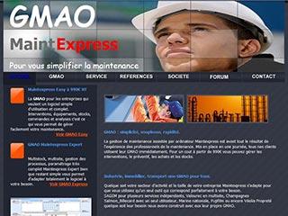 Maintexpress, gestion de maintenance assistée par ordinateur