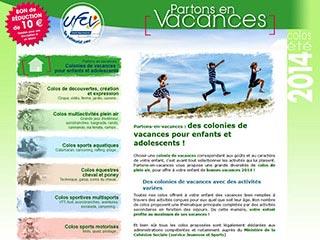 Partons en Vacances : Colonies de vacances pour enfants et adolescents