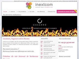 Inextcom : Agence de communication web Nantes