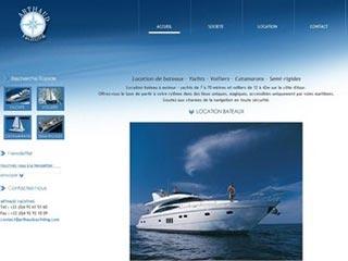 Arthaud Yachting, location bateaux