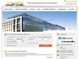 Agence Immobilière Pujol à Marseille
