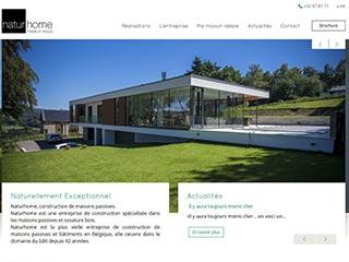 Maison de Luxe Belgique - NaturHome