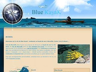 Randonnée en kayak de mer sur Marseille, Cassis et Carry le Rouet