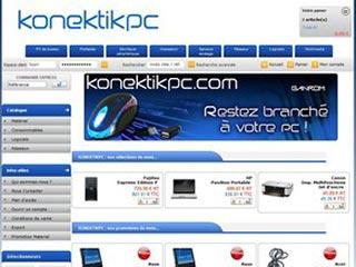 Konektikpc, matériel informatique et vidéo