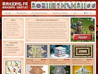 Venez jouer au Mahjong sur notre site internet