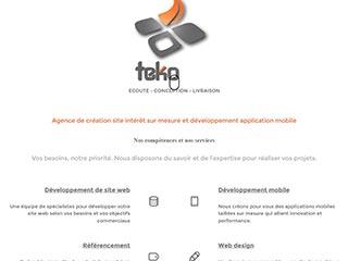Agence de création de site internet