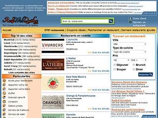 Guide complet des restaurants disponible au Québec