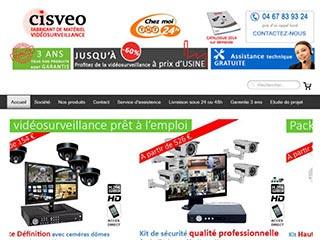 Vente en ligne packs caméras de vidéosurveillance