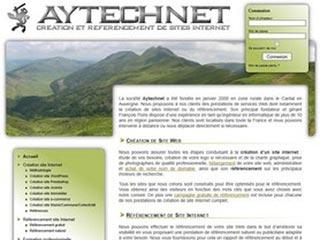 Hébergement web et référencement : Aytechnet