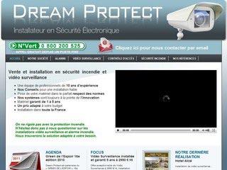 Dream Protect, vente de video surveillance
