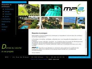 MP2 : Réalisation de maquettes et prototypes