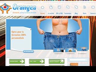 Orangea, formations professionnelles en Lorraine