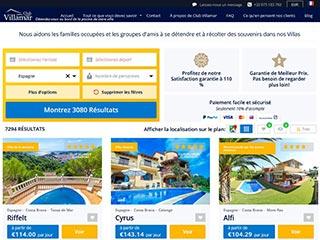 Club Villamar - Location de Villas en Espagne