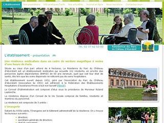 Maison retraite 28 : Maison de retraite médicalisée en Eure-et-Loir
