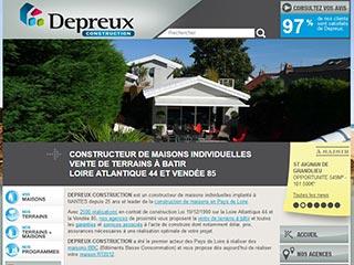 Depreux-Construction, terrain a batir 44