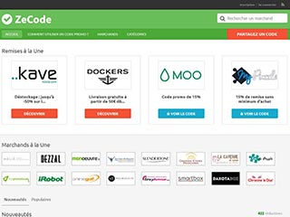 Achetez moins cher avec ZeCode