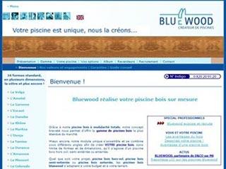 Bluewood : Piscine en bois haut de gamme et sur mesure