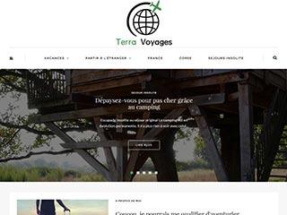 Une fonction voyage tout en un avec terravoyages.com