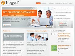 Hegyd, site ecommerce de qualité pour les professionnels