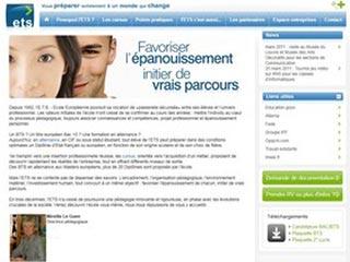 Bts MUC et autres formations proposées par ETS Paris