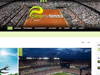 Pimp my tennis