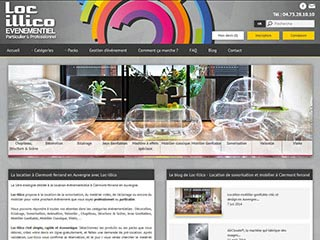 Locillico : Location de sonorisation à Clermont ferrand