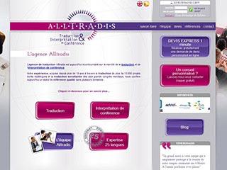 Alltradis, agence de traduction et interprétation de conférence