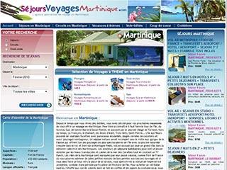 Séjours, vacances et croisières en Martinique