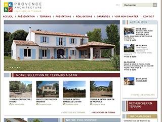 Provence Architecture, constructeur de maisons individuelles dans le Var