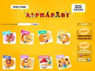 Alpha Baby: Animation d'anniversaire pour enfant