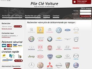 Pile Clé Voiture, spécialiste de piles pour clés de voiture