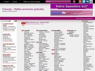 Annonces France, annonces gratuites